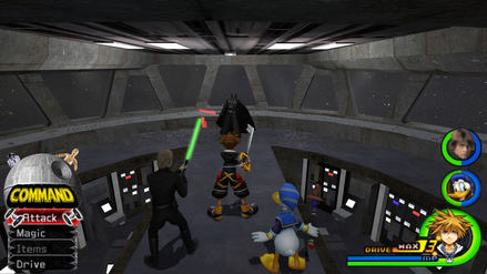 Ni Star Wars ni Marvel estarán en Kingdom Hearts 3