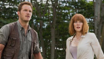 """Avengers 4"": Chris Pratt asegura que le reveló el final de la película a Bryce Dallas Howard"