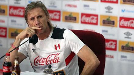 """Ricardo Gareca: """"No me preocupa la estatura de los daneses. Mi equipo tiene la talla ideal"""""""