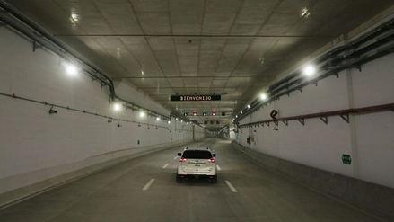 El municipio de Lima inauguró hoy la Vía Expresa Línea Amarilla