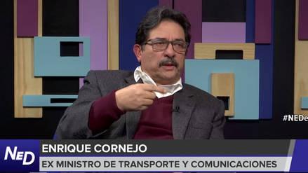 Cornejo anunció que tiene 100 propuestas para Lima y que presentará una por día