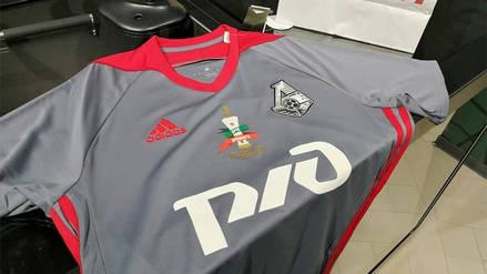 Esto es lo que genera la camiseta del Lokomotiv de Jefferson Farfán en Rusia