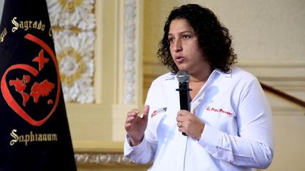 Ministra Muñoz dijo que la ley de publicidad estatal no contribuye a que la ciudadanía esté informada