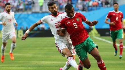 Marruecos 0-0 Irán: Sigue EN DIRECTO ONLINE el partido por el Grupo B