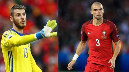 EN VIVO EN DIRECTO | España igualó 3-3 con Portugal por el Mundial Rusia 2018