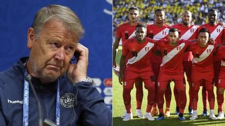 Perú vs. Dinamarca   Hareide elogió el nivel de Jefferson Farfán