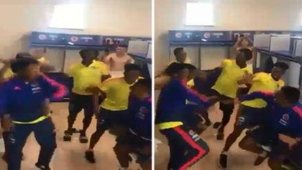 Puro sabor: el baile que prepara Colombia para su debut en Rusia 2018