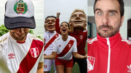 Perú vs. Dinamarca | Artistas peruanos alientan a la selección peruana en su regreso al Mundial