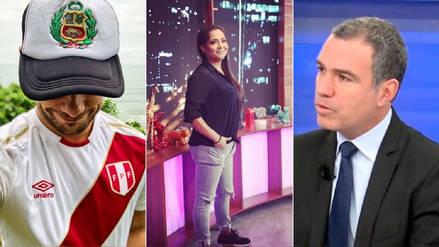 Perú vs. Dinamarca: Las palabras de aliento de los famosos para la selección