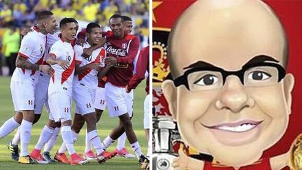 El emotivo mensaje de MisterChip para Perú a horas del debut ante Dinamarca