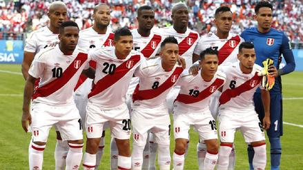 1x1   Así vimos a los jugadores de Perú en la derrota ante Dinamarca