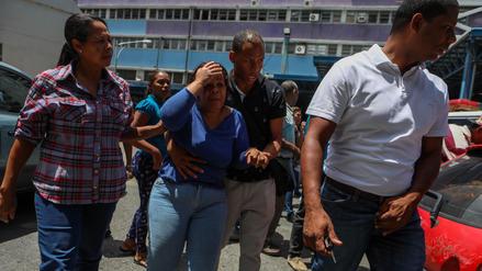 Venezuela: al menos 17 muertos dejó una estampida tras la explosión de una bomba lacrimógena