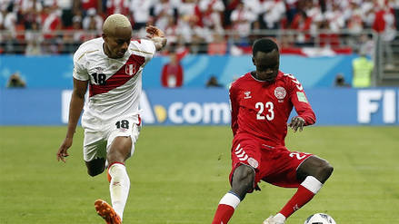 5 datos que dejó el partido de Perú contra Dinamarca por Rusia 2018