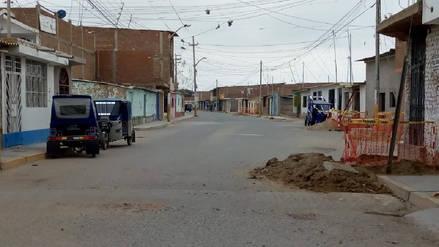 Distritos lambayecanos con calles y avenidas vacías por ver a Perú
