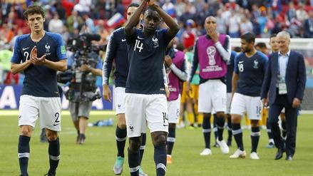 Francia derrotó 2-1 a Australia en su primer partido en Rusia 2018