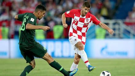 EN VIVO | Croacia 1-0 Nigeria: horario, fecha y canal del partido por el Grupo D