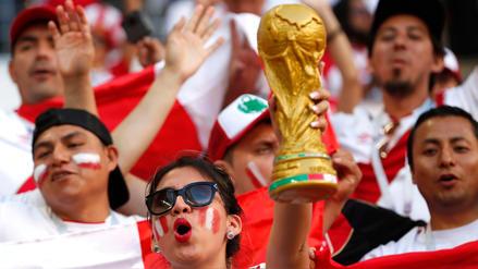 Hincha peruano fue elegido como el 'Fan del día' por la FIFA