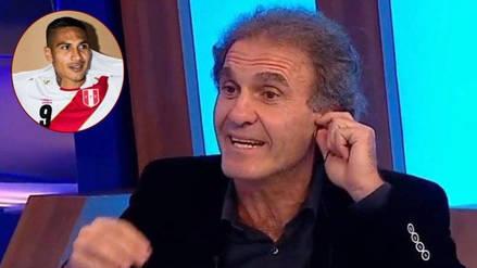 Oscar Ruggeri reveló que habló con Gianni Infantino para que habiliten a Guerrero