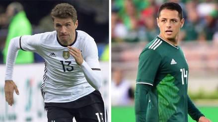 Alemania vs México EN VIVO EN DIRECTO ONLINE: Canales, goles y minuto a minuto