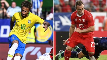 Brasil vs Suiza EN VIVO EN DIRECTO ONLINE: Fecha, horarios y alineaciones probables