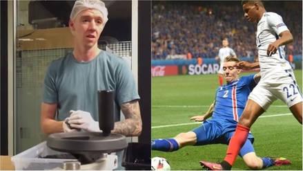 El defensa que tuvo que pedir permiso en su trabajo para jugar en Rusia 2018