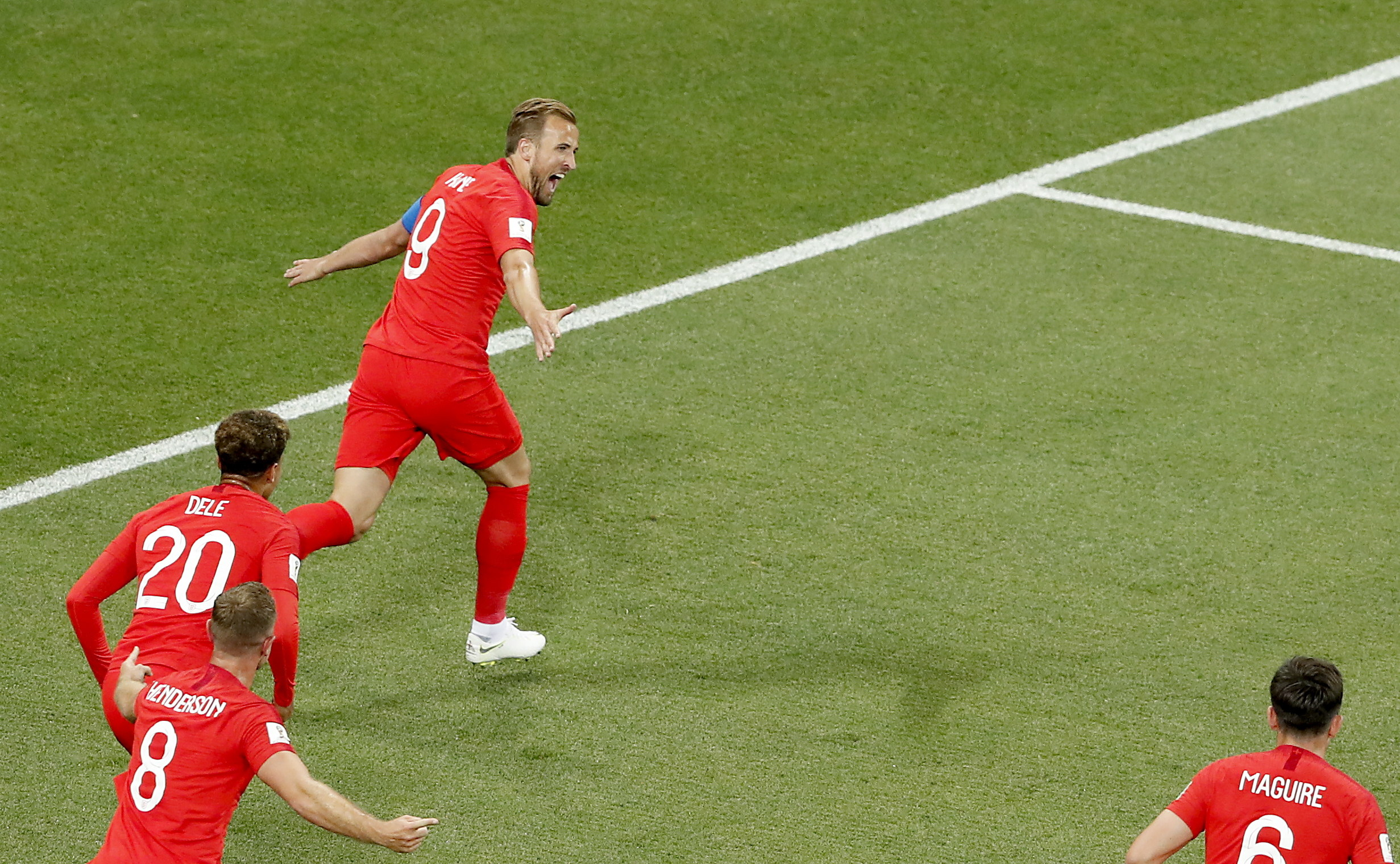 En Vivo | Con gol de Harry Kane, Inglaterra vence 1-0 a Túnez por el grupo G de Rusia 2018