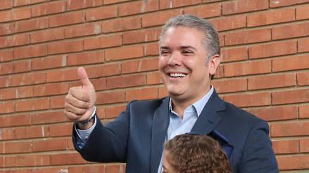 Juan Manuel Santos felicitó a Iván Duque por ganar las elecciones en Colombia