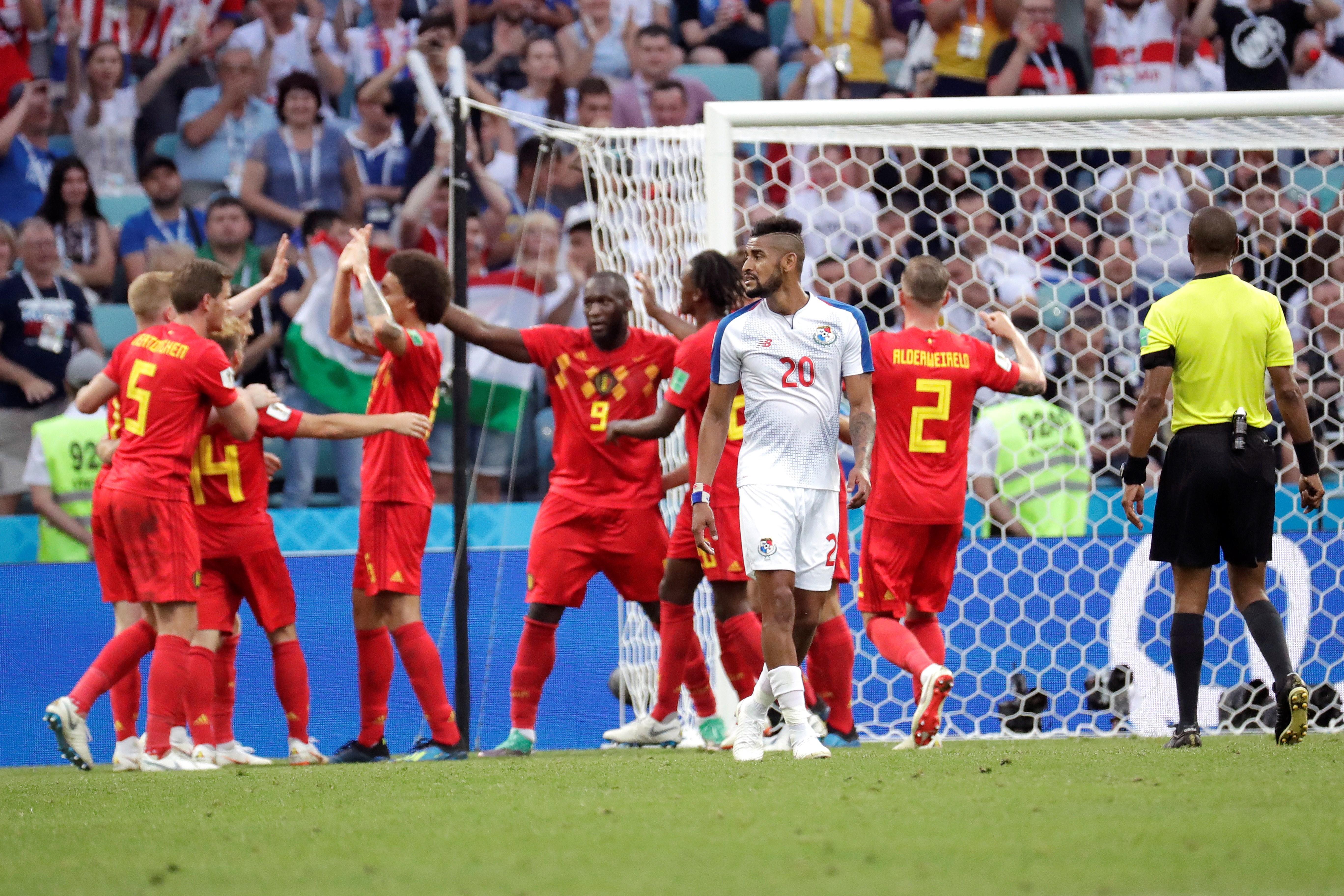 Panamá vs. Bélgica EN VIVO: horario, fecha y canal del partido por el Grupo G