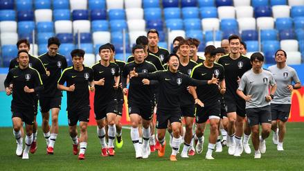 El peculiar método que aplicó el DT de Corea del Sur para confundir a sus rivales