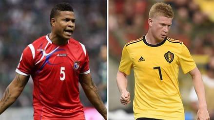 Bélgica vs Panamá EN VIVO EN DIRECTO ONLINE: Minuto a minuto por el Grupo G de Rusia 2018