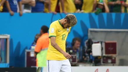 Neymar fue criticado por la prensa brasileña tras su debut en Rusia 2018