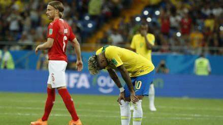Siete claves para entender el flojo debut de Brasil en Rusia 2018 contra Suiza
