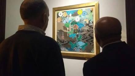Presentan colección privada del maestro José Tola en Trujillo
