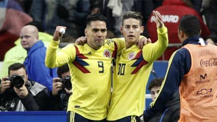 Colombia vs. Japón EN VIVO EN DIRECTO ONLINE: japoneses vencen 1 a 0