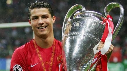 Cristiano Ronaldo volverá al Estadio Luzhniki, donde ganó su primera Champions