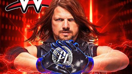 AJ Styles estará en la portada de WWE 2K19 y ganarás 1 millón de dólares por derrotarlo