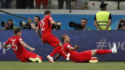 Harry Kane le da la victoria a Inglaterra en su debut contra Túnez