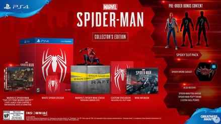 La edición coleccionista de Spider-man se ha agotado para jamás volver