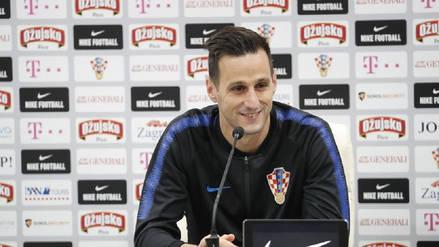 Croacia expulsó a un futbolista por negarse a jugar en Rusia 2018