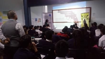 Sucamec inicia campaña en colegios para evitar que menores utilicen armas de fuego