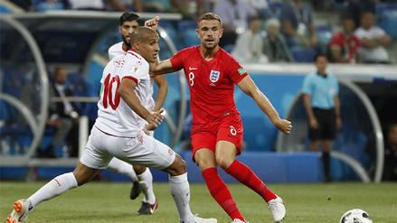 En Vivo | Inglaterra empata 1-1 con Túnez por el grupo G de Rusia 2018