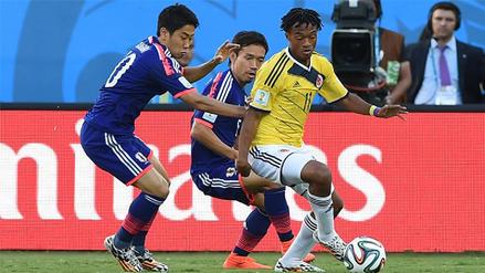 Colombia y Japón, el último antecedente entre estos dos equipos en un Mundial