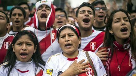 Perú vs. Francia: Los dos himnos más bellos del mundo a ras de cancha