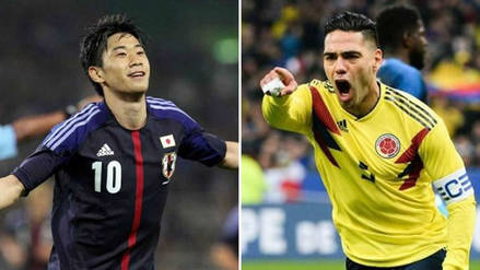 Colombia vs. Japón EN VIVO EN DIRECTO ONLINE: Fecha, horarios y alineaciones probables
