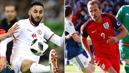 Túnez vs Inglaterra EN VIVO EN DIRECTO ONLINE: Minuto a minuto por el Grupo G de Rusia 2018