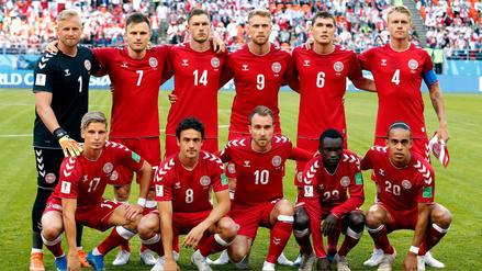 Jugadores de Dinamarca alquilaron un avión privado para sorprender a un compañero