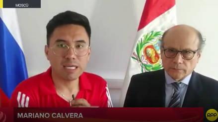 Embajador de Perú en Rusia: Más de 21 mil peruanos llegaron para asistir a los partidos de la selección