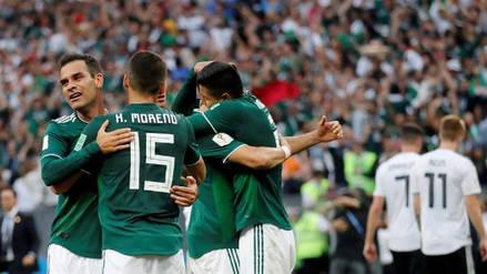"""Peña Nieto sobre la victoria de México ante Alemania: """"Cuando queremos, podemos"""""""