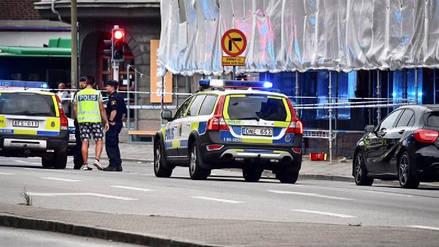 Tres muertos en un enfrentamiento entre bandas criminales de Suecia