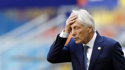 José Pékerman tras el Colombia vs. Japón: